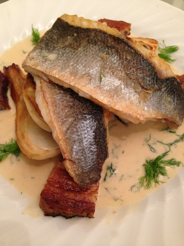 how to make fish veloute